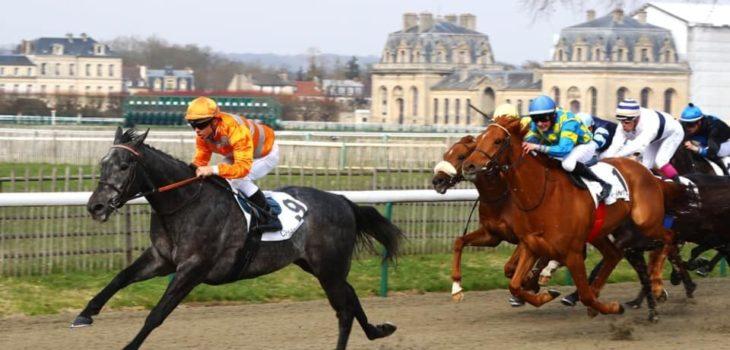 Skalleti, remporte le Grand Prix de Marseille-Vivaux