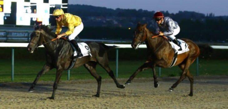 Victoires de Queen Morny et Nogent
