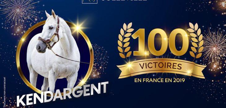 100 victoires pour Kendargent